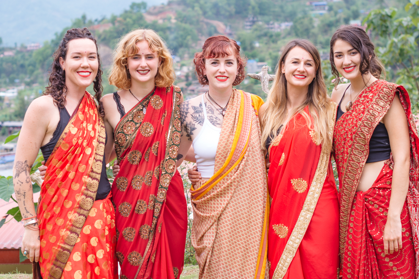 Yoga school in nepal