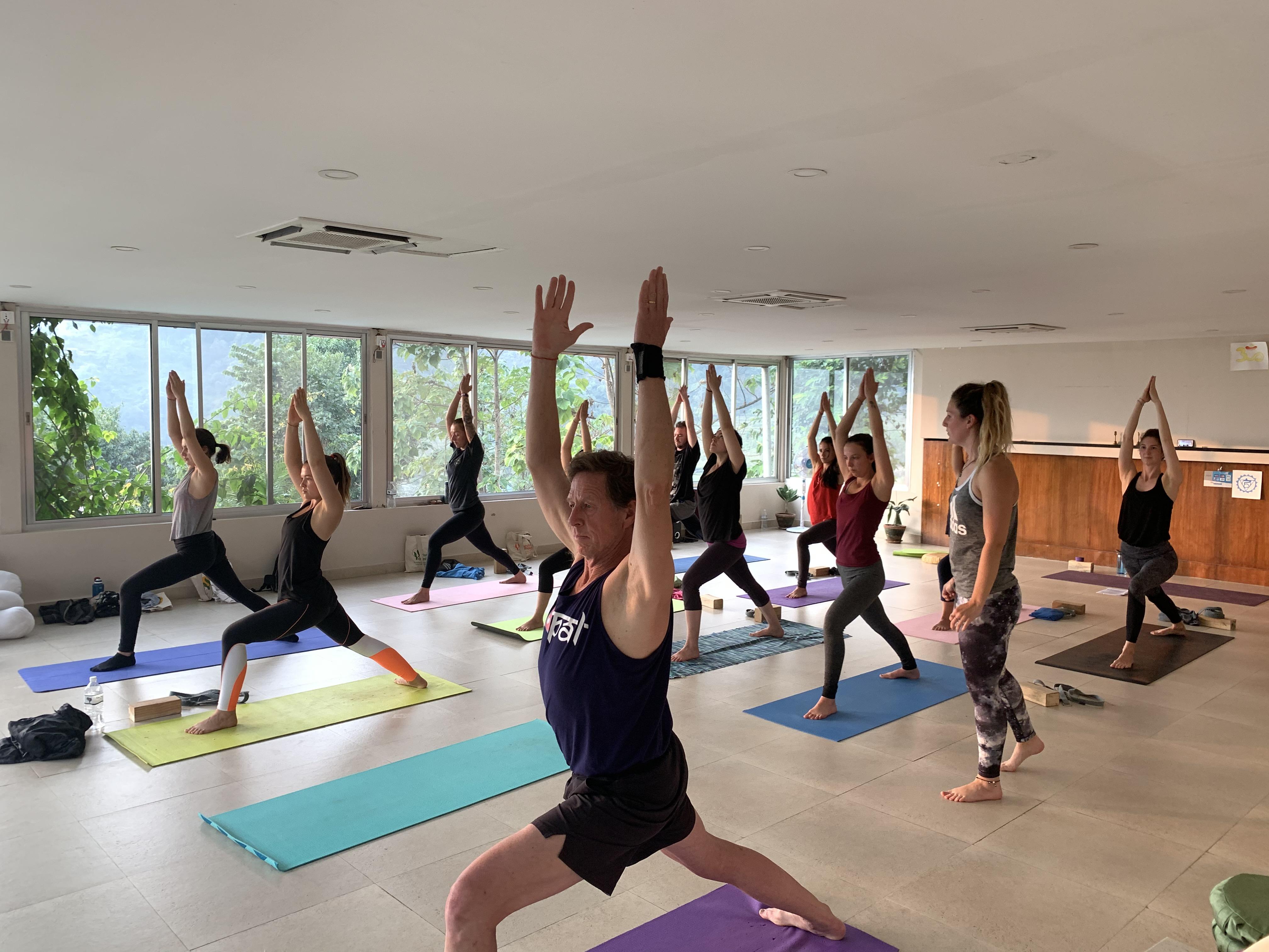 Pokhara yoga School
